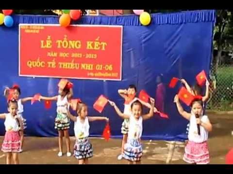 Hoa Binh Cho Be
