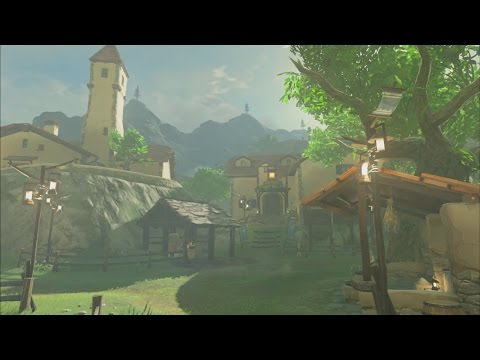 La nuova tunica dell'eroe,al Laboratorio [The Legend of Zelda Breath of the Wild ep 33]