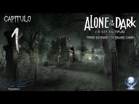 Alone in the Dark: The New Nightmare (Primer Escenario, Gameplay en Español Ps2) Capitulo 1
