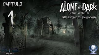 Alone in the Dark: The New Nightmare (Primer Escenario, Gameplay en Español Ps2) Capitulo 1