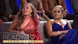 Symone and Joy Exchange Words | Ready to Love | Oprah Winfrey Network