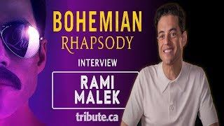 Rami Malek - Bohemian Rhapsody Interview