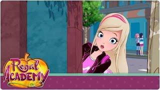 Королевская Академия | Только туфли! | Мультфильм о сказочных принцессах - клип