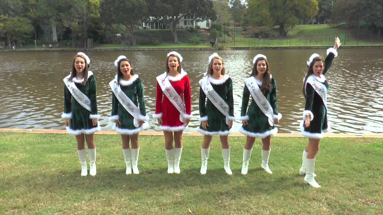 natchitoches christmas by miss merry christmas belles - Natchitoches Christmas Festival