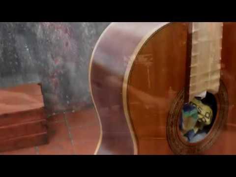 Restauración Guitarra Gitana por Emi Sequeiros