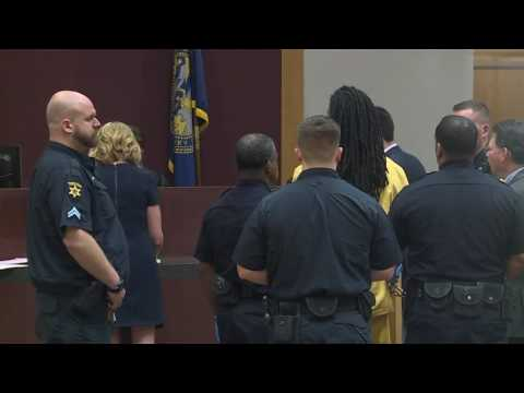 Carmenaty bond set at Douglas County Jail Court