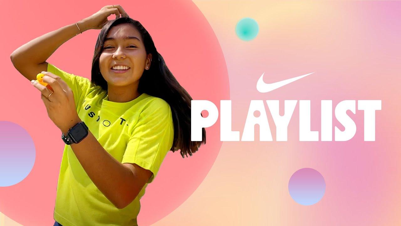 Duck, Duck…GOOOAAALLL with Nicole Pérez + Shake-Ups with Andrew Ponch (S8E3) | Nike Playlist | Nike