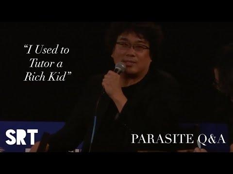 [Q&A]: *SPOILER!* Bong Joon-ho Talks About His Inspiration For PARASITE   Beyond Fest '19