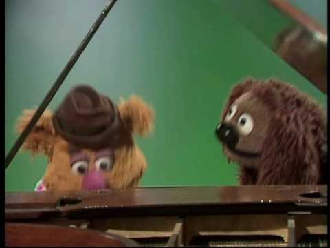 Rowlf & Fozzie-English Country Garden