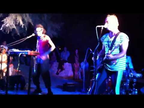 Burger Project Live @ Paros 21/8/11