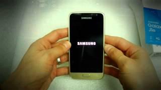 Смартфон Samsung SM-J120H/DS Galaxy J1 (2016), Gold