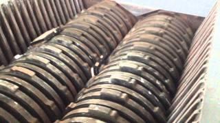 Enerpat Hard Drive Shredder / Hard Drive Shredding Machine