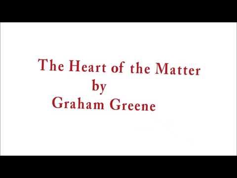heart of the matter greene
