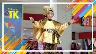Fashion Show Muslim dan Muslimah Kategori TK Sun East Mall