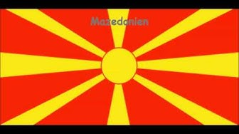 Liste aller Flaggen in der Welt