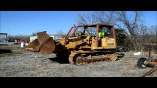 Case 855D track loader for sale | sold at auction February 10, 2016