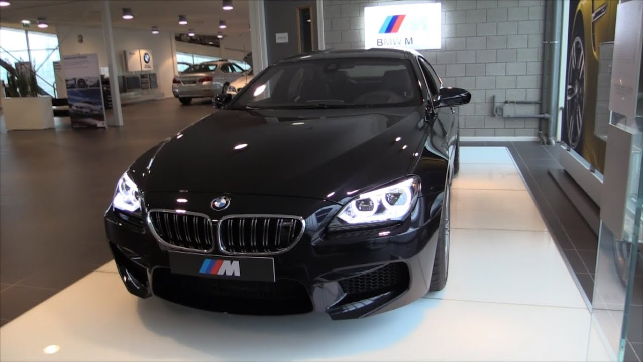 bmw m6 gran coupe 2015 in depth review interior exterior youtube. Black Bedroom Furniture Sets. Home Design Ideas
