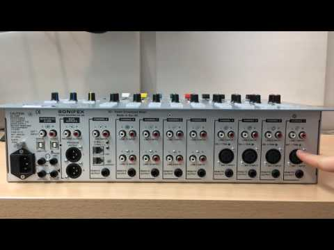 How to set up a mixer for live streaming   Yamaha MG12XU Virtual Walkthroughиз YouTube · Длительность: 9 мин45 с