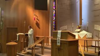 The Feast of Holy Trinity, Good Shepherd Lutheran Church, LC-MS, Two Rivers, WI, Rev. William Kilps