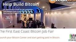 NYC Bitcoin Job Fair - June 28, 2014 Noon to 5pm