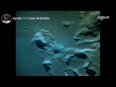 Historic Apollo 11 Moon Landing Footage - YouTube
