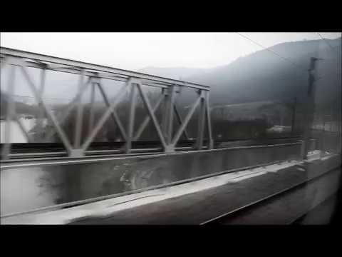 Dinlemeyen, izlemeyen pişman olur...Anna RF feat Naadistan - Tren yolculuğu görüntüleri eşliğinde