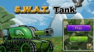 SWAT Tank Level1-28 Walkthrough