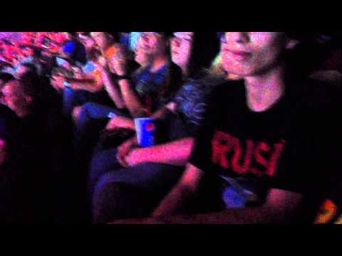 Rush Spirit of Radio Tulsa 8 May 15
