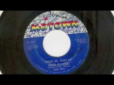 Four Tops - Shake Me, Wake Me (When It's Over) 45 rpm!