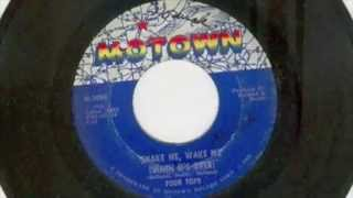 Four Tops - Shake Me, Wake Me (When It
