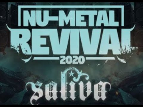 'Nu-Metal Revival' tour w/ Saliva, Powerman 5000, Adema, Flaw  dates/venues unveiled!
