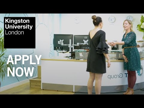Kingston University Postgraduate Study