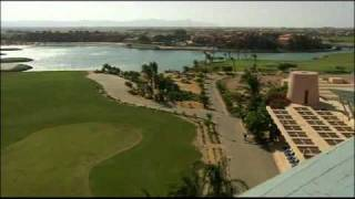 The Most Amazing Golf Courses of the World: El Gouna, North Africa