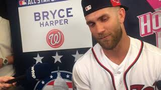 Did Nationals' Bryce Harper shave face for Yankees?