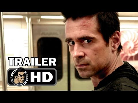 SOLACE - Official Trailer (2016) Colin Farrell, Anthony Hopkins Thriller Movie HD