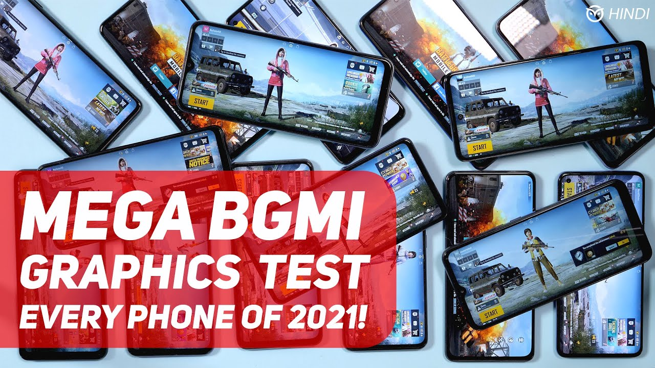 BGMI Graphics Test on EVERY Smartphone Processor in 2021! Best Gaming Phone for Every Budget [Hindi]