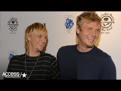 Nick Carter & Aaron Carter's Public Feud May Be Over!