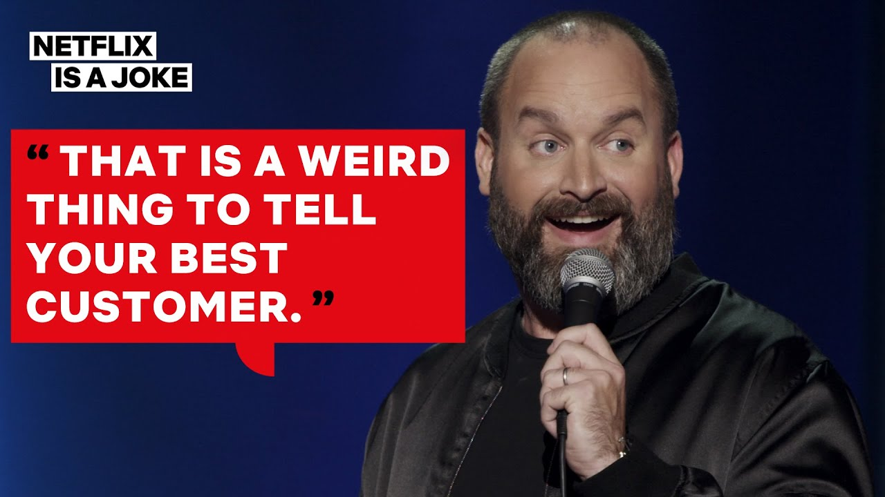Tom Segura Visited a Gloryhole and Lived to Tell the Story | Netflix Is A Joke
