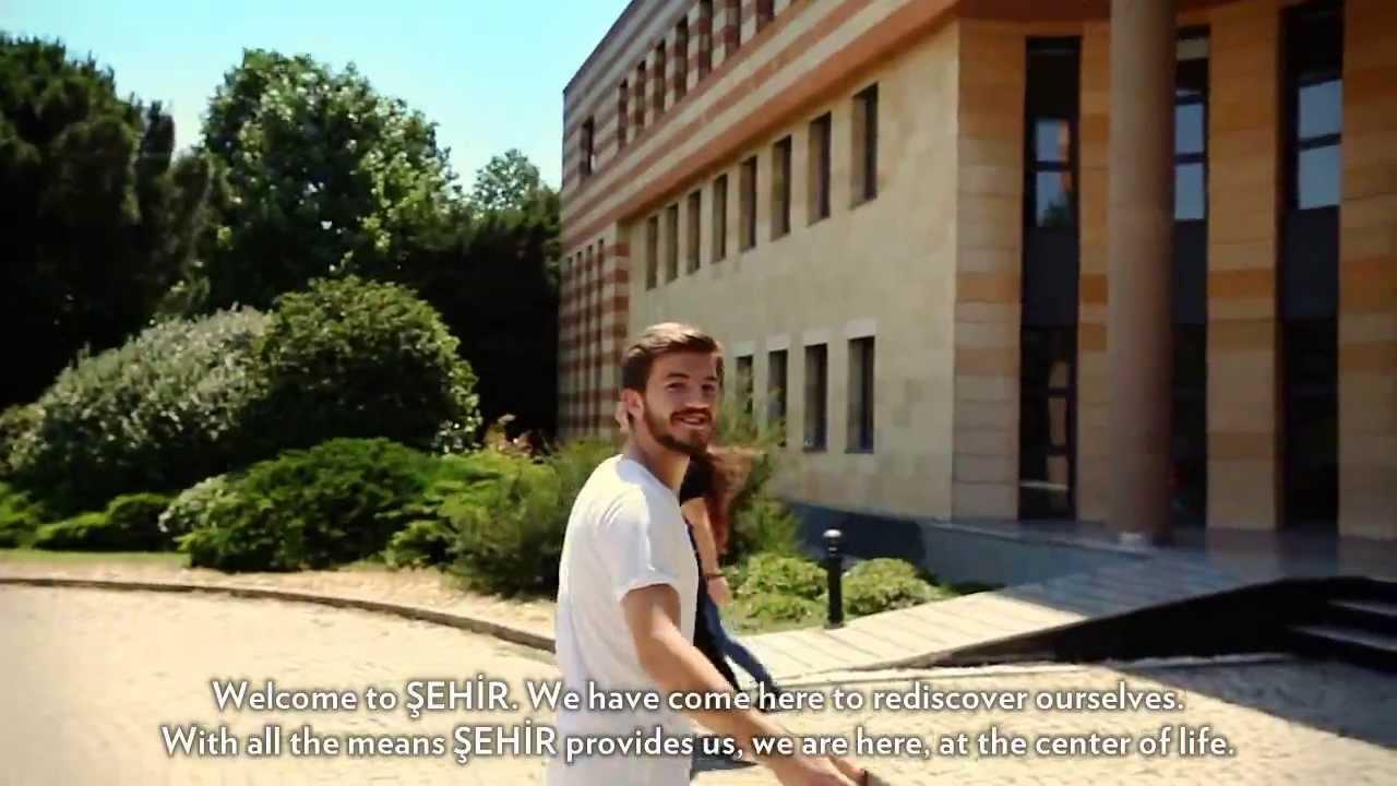 İstanbul Şehir University Presentation Video - YouTube