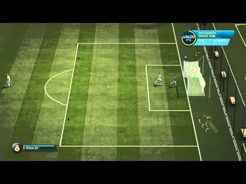 FIFA16 Dribbling Skill Challenge (World Rank #10)
