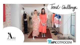 Trend Challenge: Tinute din AFI Cotroceni