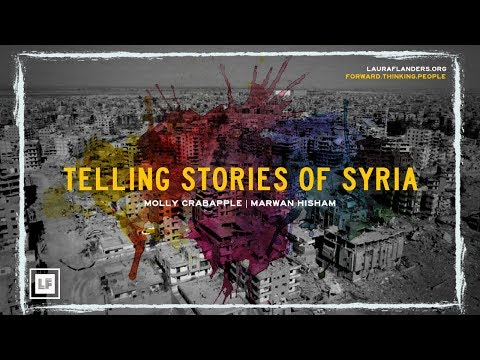 Telling Stories of the Syrian Civil War: Marwan Hisham and Molly Crabapple