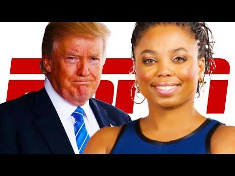Trump Wants ESPN Host Fired