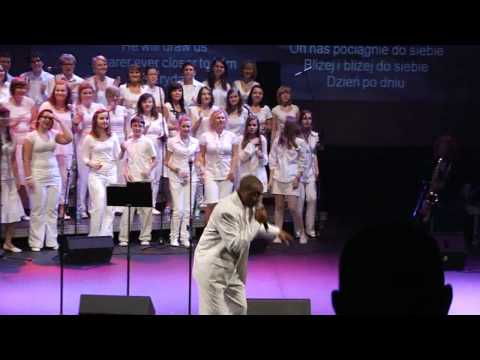 Sing Unto The Lord - Peter Francis & Konin Gospel Choir  2010
