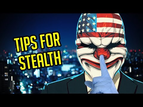 Download Youtube: [Payday 2] Tips for Stealth