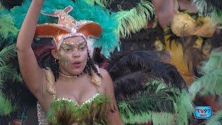 TV97 était en direct du Carnaval de Goyave