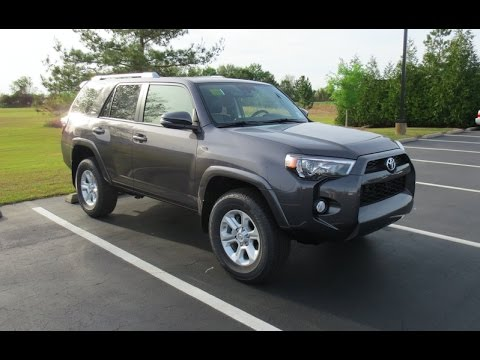 2017 Toyota 4runner Sr5 Premium 4x4 Full Tour Start Up At Mey