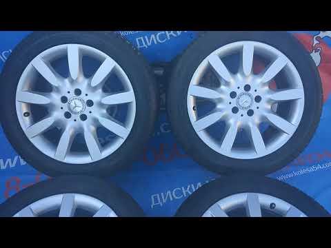 Диски R18 Mercedes Benz Original Germany