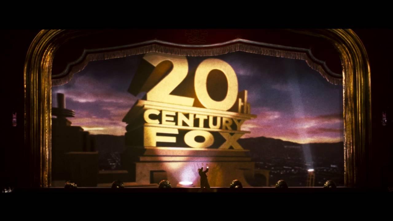 """20th Century Fox """"Générique Début"""" Du Film Moulin Rouge De"""