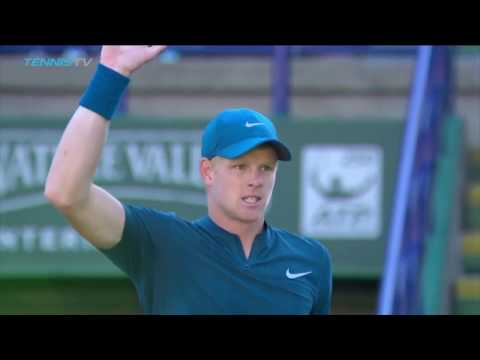 Kyle Edmund Top 5 Shots in Murray Win | Eastbourne 2018